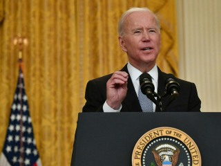 Biden announces export of Covid doses: U.S. to be 'the arsenal of vaccines for the rest of the world'