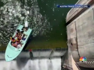 Rescue commander speaks out about boat rescue in Austin, Texas