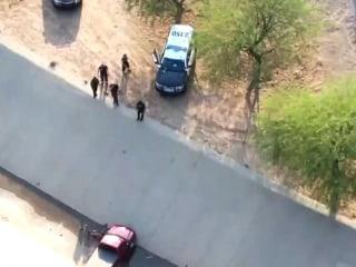 Suspect in custody after Arizona shooting spree