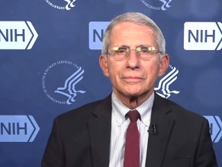 Dr. Fauci: Delta variant will be 'quite dominant' within weeks