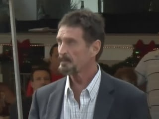 John McAfee found dead in prison after Spanish court approves extradition