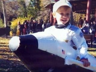 A boy's mission to save NASA