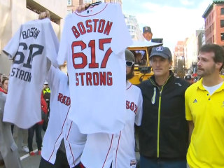 One Year Later: Red Sox Drew Strength from Fans