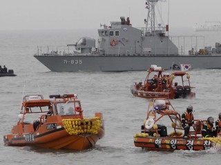 A Glimmer of Hope for Trapped Ferry Passengers