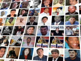 Journalists Under Fire Around the World