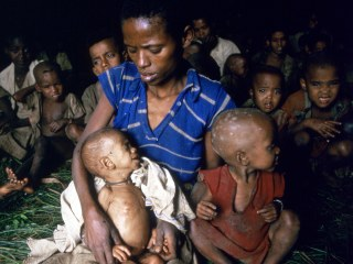 How a Report on Ethiopia's 'Biblical Famine' Changed the World