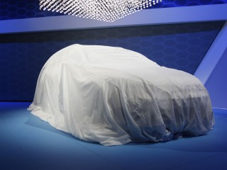 What's Under the Sheet? Go Inside the L.A. Car Show