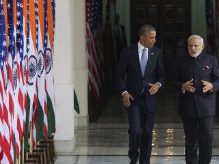 President's India Trip as Told Through Tweets