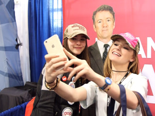 Conservatives Let Loose at CPAC