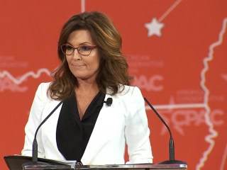 A Supercut of CPAC Speakers Smirking Onstage