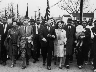 Flashback: Selma to Montgomery Marches