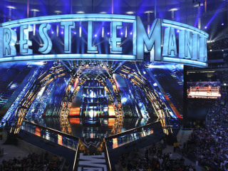 Wrestlemania: Then & Now