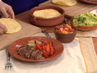 CA Restaurateur Christy Vega Shows Us How To Make Carne Asada