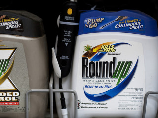 Monsanto Rep Claims Product Isn't Harmful But Still Won't Drink It