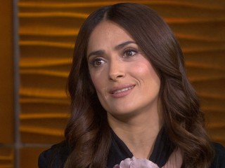 Salma Hayek On 'The Prophet': 'It's About Things That Bind Us""