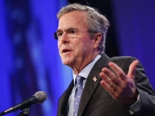 Crowded Field Helps Jeb in Iowa: Today on @MTP
