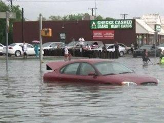Heavy Rains and Flooding Hit Texas