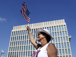 See What's Changed in Havana as U.S. Embassy Opens