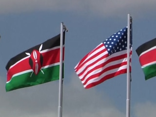 President's Trip to Kenya Carries Big Expectations