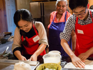 Meet the Immigrant Women Who Share Their Cooking Secrets in a Unique Home-Based School