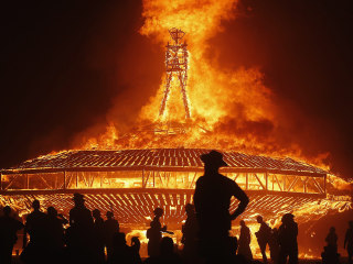 Accidental Revolution: A History of the Burning Man Festival