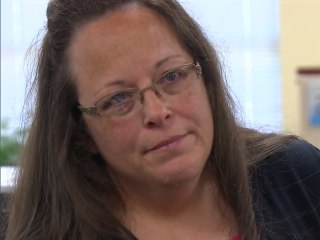 Kentucky County Clerk Denies Marriage License to Gay Couple