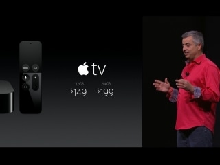 New Apple TV Announcement Boasts Siri Search and Better Interactivity