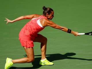 Meet Roberta Vinci, the Player Who Beat Serena Williams at the US Open