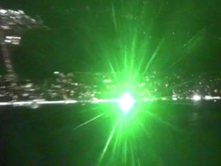 Police Searching for Laser Pointer Perpetrators