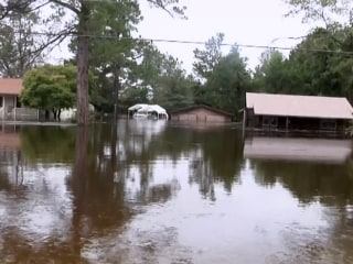 South Carolina on Alert for Dam Breaks After Historic Rainfall