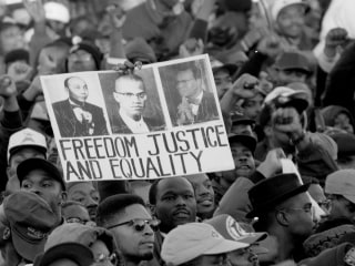 The Million Man March: A Pledge to Do Right