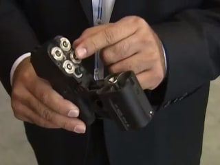 'Less Lethal' Weapons Tested by Arizona Sheriff's Office