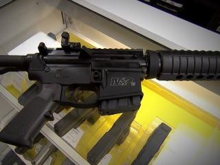 As Gun Control Debate Rages, Weapons Sales Soar