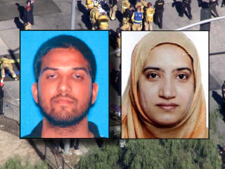 San Bernardino Shooter's Dad: He Was 'Obsessed'