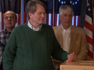 First Votes Cast in New Hampshire