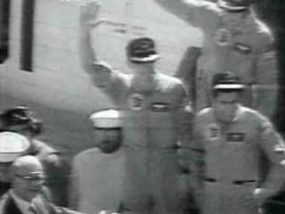 Last Apollo lunar landing mission ends December 19, 1972