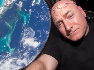 After A Year in Space, Scott Kelly is Heading Home