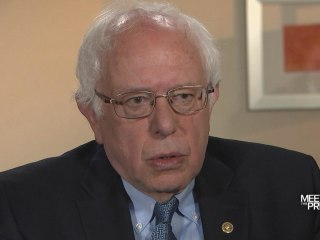 Sanders: 'Poor People Don't Vote...That's Just a Fact'