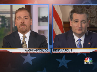 Sen. Cruz Responds to 'Bathroom Bills' and Caitlyn Jenner