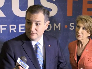 Cruz to Trump: ISIS Not Scared of Your 'Big Hands'