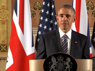Obama Calls N.C. Bathroom Law 'Wrong'