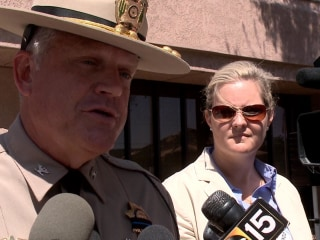 Arizona Police Discuss I-10 Shootings Case