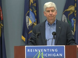 Michigan Gov: I Believe I Did Nothing Wrong