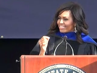 Michelle Obama: 'The Power of Voting is Real and Lasting'