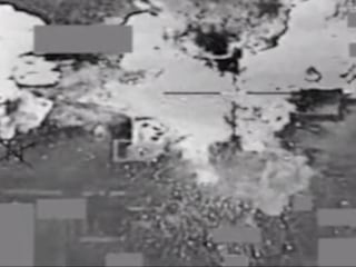 Watch The U.S. Blow Up ISIS Money