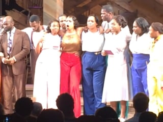 See 'Color Purple's' Cast Tribute to Prince