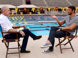 Michael Phelps on Rehab, Recovery and His Olympic Hopes
