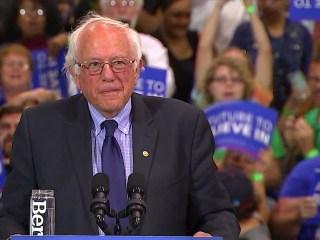Bernie Sanders to cut hundreds of campaign staffers