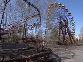 A Walk Through City Abandoned After Chernobyl Disaster