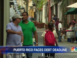 Puerto Rico Prepares for Default on a Big Debt Payment